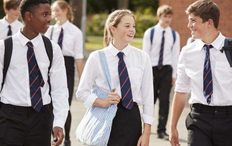 School uniforms get an F