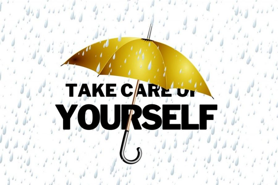 Self care matters during quarantine