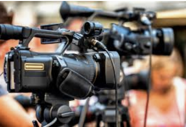 Democracy varies through the lens of the media